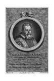 Galileo Galilei, Italian Astronomer Giclee Print by GP Benoist