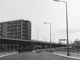 Mancunian Way Flyover Photographic Print by Gill Emberton