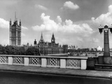 Parliament Buildings Photographic Print by Fred Musto