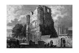 Malling Abbey, Kent Giclee Print by George Shepherd