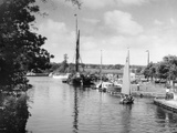 England, River Waveney Photographic Print by Fred Musto