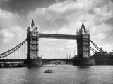 Tower Bridge Photographic Print by Fred Musto