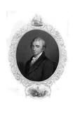 James Monroe, President Giclee Print by Gilbert Stuart