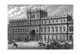 Burlington House Giclee Print by G Greatbach
