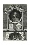 King Henry I Giclee Print by George Vertue