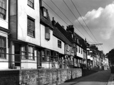 Hastings Old Town Photographic Print by Fred Musto
