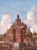 Brahe - Oraniborg Photographic Print by Heinrich Hansen