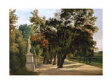 Villa Borghese Giclee Print by Gustaf-Wilhelm Palm