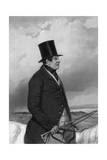 John Scott, Trainer Giclée-tryk af Harry Hall