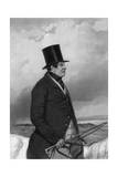John Scott, Trainer Giclee Print by Harry Hall