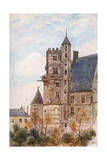 France, Bourges, Coeur Giclee Print by Herbert Marshall