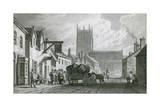 Preston, Lancashire Giclee Print by H Gastineau