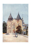 Le Mans, Notre Dame 1907 Giclee Print by Herbert Marshall