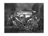 Slavery, Europe Giclée-Druck von Hermann Vogel