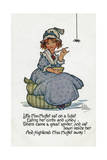 Little Miss Muffet (ML) Giclee Print by HGC Marsh-Lambert