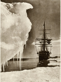 The Terra Nova Expedition Photographic Print by Herbert G Pointing