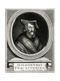 Girolamo Fracastoro Giclee Print by George Vertue