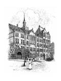 Stockholm Ymca, Sweden, 1901 Giclee Print by Harry Fenn