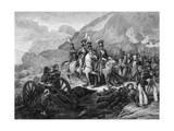 Somo-Sierra 1808 Giclee Print by Horace Vernet