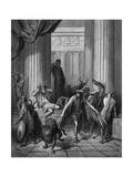 Circa Turning Men into Beasts Giclee Print by Gustave Doré