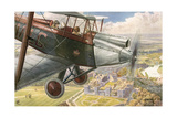 De Havilland Moth 1931 Giclee Print by George Horace Davis