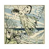 The Coming of Spring Lámina giclée por H Slott-Moller