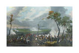 Events, War, Napoleonic Giclée-Druck von Horace Vernet