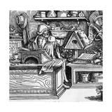 Luis de Avila Y Zuniga Giclee Print by Hans Burgkmair