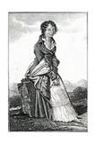 Charlotte Corday Giclee Print by Gianbattista Bosio