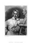 Bertel Thorvaldsen Giclee Print by Horace Vernet
