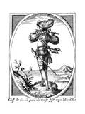 Fife Player, 1598 Premium Giclee Print by Heinrich Ullrich
