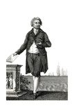 Charles James Fox, Bosio Giclee Print by Gianbattista Bosio