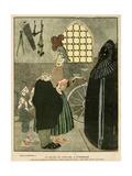 Torture Instruments, 1917 Giclee Print by Gerda Wegener