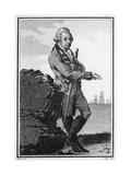 Charles, First Marquess Cornwallis Giclee Print by Gianbattista Bosio