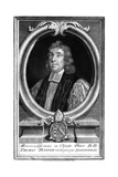 Thomas Tenison Giclee Print by George Vertue