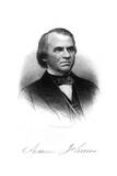 Andrew Johnson, Pres. Giclee Print by HB Hall