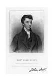 John Scott Giclee Print by J Jackson