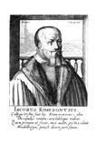 Jacob Kimedoncius Giclee Print by Hendrik Hondius