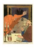 The Kaiser's Soul Wydruk giclee autor Gerda Wegener