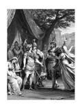 Racine, Alexandre Giclee Print by JM Moreau le Jeune