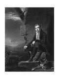 Sir Walter Scott Giclee Print by Henry Raeburn