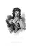 Ctesse Genlis Giclee Print by Henry Meyer