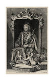 King Henry VII Giclee Print