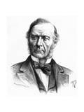 Gladstone, Meyer, 1885 Giclee Print by Henri Meyer