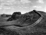Hadrian's Wall Reprodukcja zdjęcia autor J. Chettlburgh