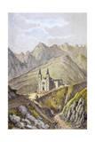La Salatte, Hubert-Clergt Giclee Print by Hubert Clerget