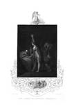 Henry Beaufort Deathbed Giclee Print by Henry Fuseli