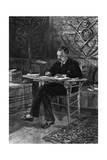 George Kennan Giclee Print by Henry Sandham