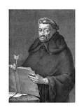 Luis Ponce de Leon Giclee Print by Jose Maea