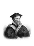 Hans Tausen Premium Giclee Print by Henry Meyer